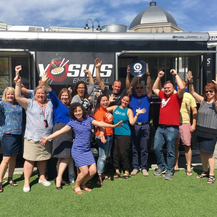 Food Truck Face Off Winners 2017 Yoshi's
