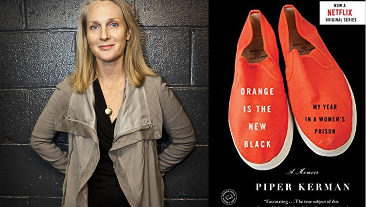 Piper Kerman YWCA LeaderLuncheon Keynote