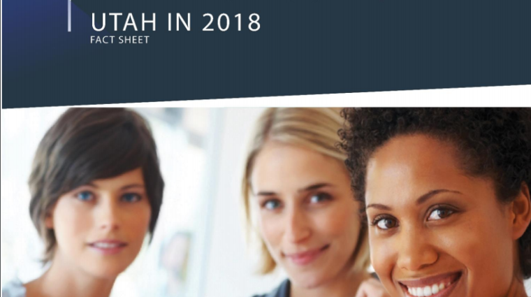 Well-Being of Women in Utah in 2018