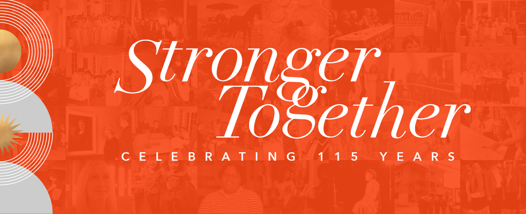 Stronger Together: Celebrating 115 Years @ Virtual & Pickup at YWCA Utah