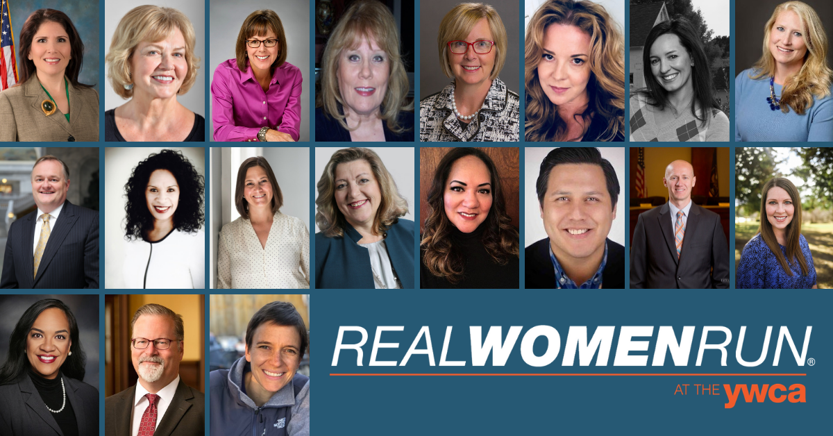 Real Women Run Winter Training Speakers