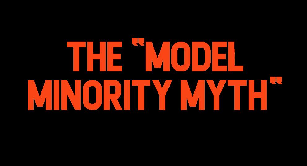 The Model Minority Myth