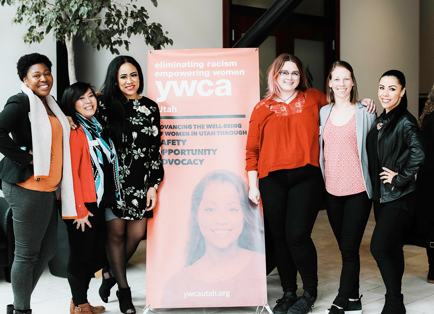 YWCA Utah Young Women's Leadership Summit