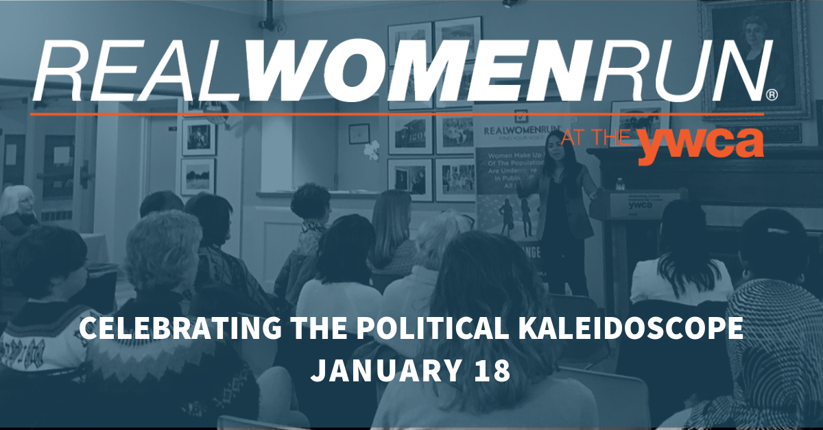 Real Women Run Celebrating the Political Kaleidoscope
