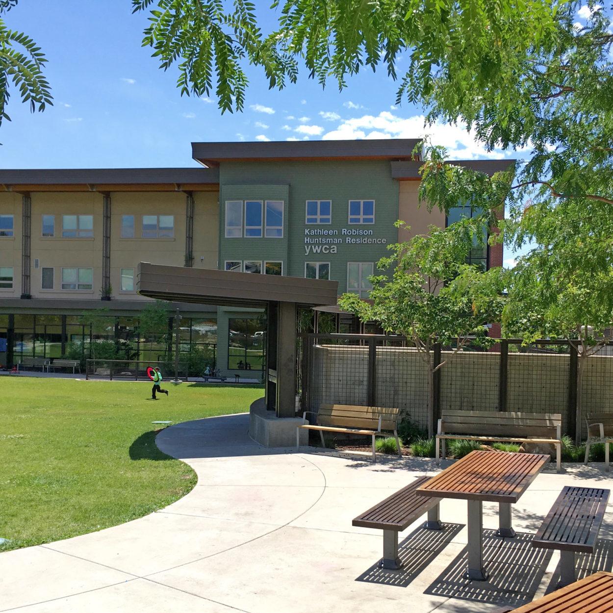 Kathleen Robison Huntsman Residence at YWCA Utah