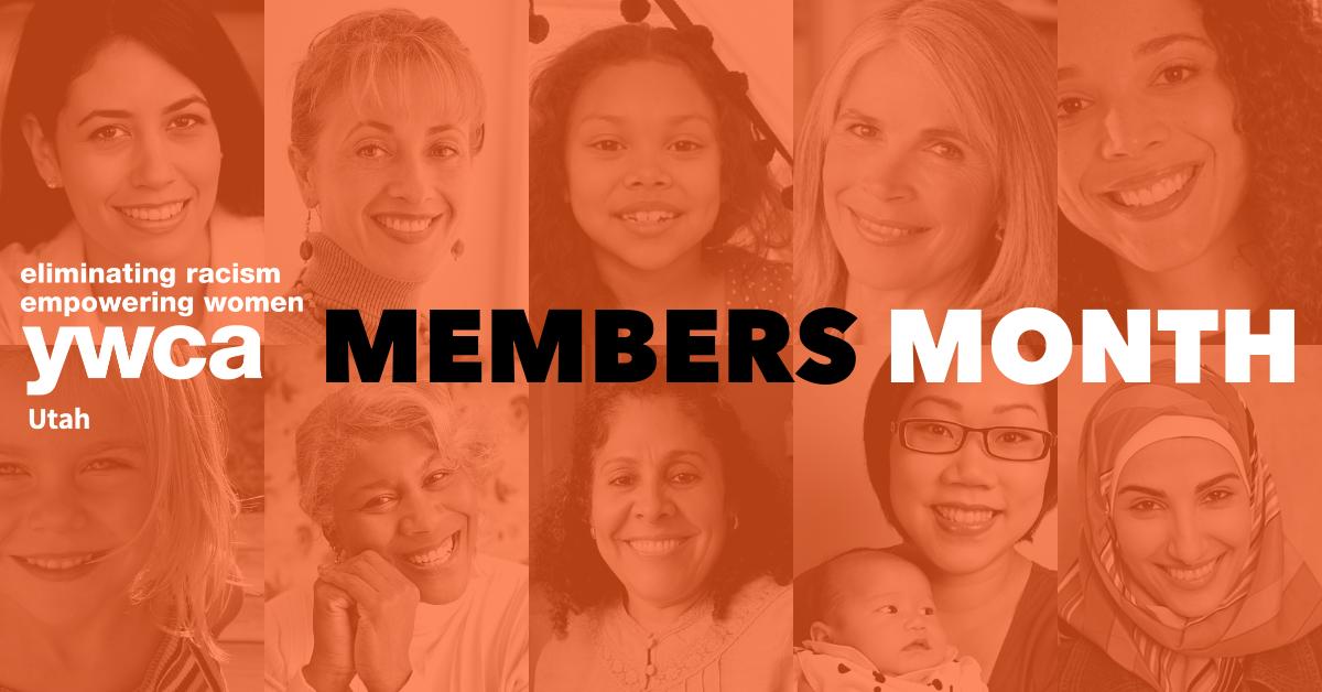 YWCA Members Month