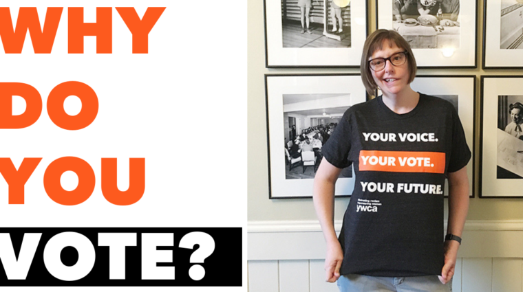 Your Voice. Your Vote. Your Future. t-shirt