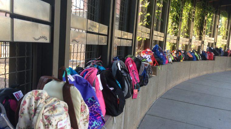 Back to school donations salt lake city