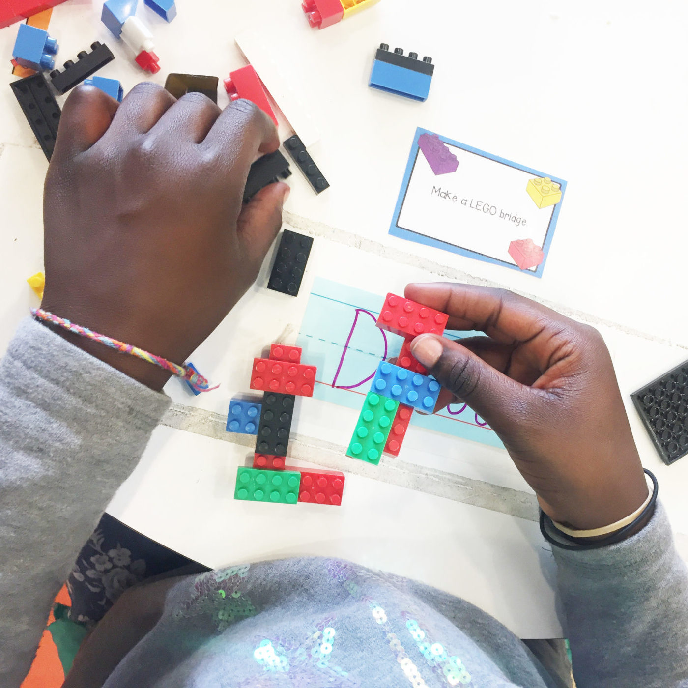 STEM in After School Care at the YWCA