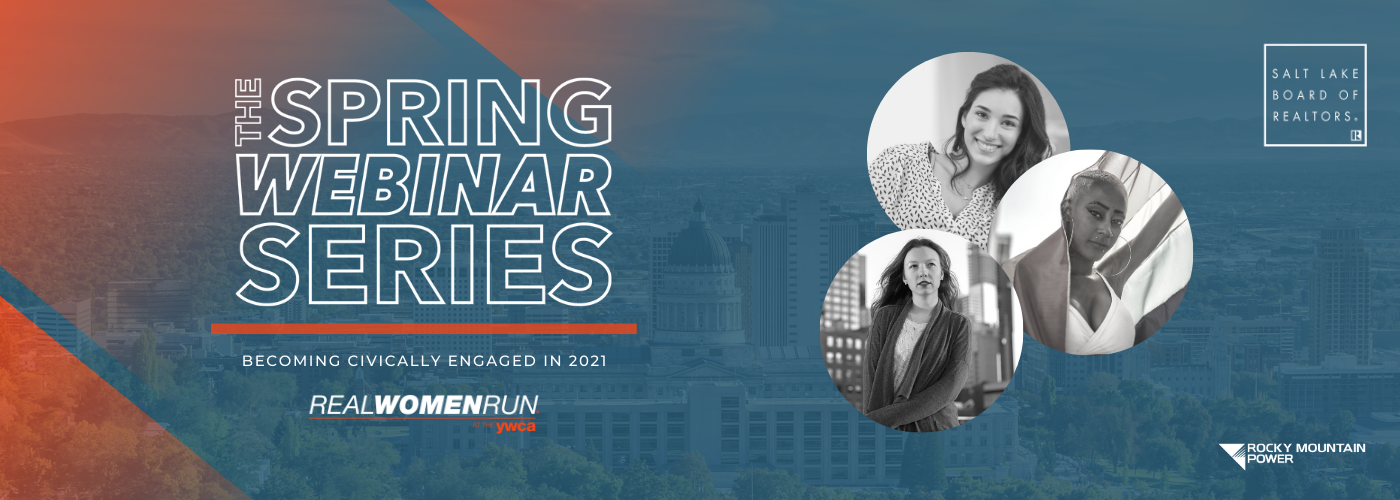Running & Winning from the Margins—Real Women Run Spring Webinar Series @ Via Zoom