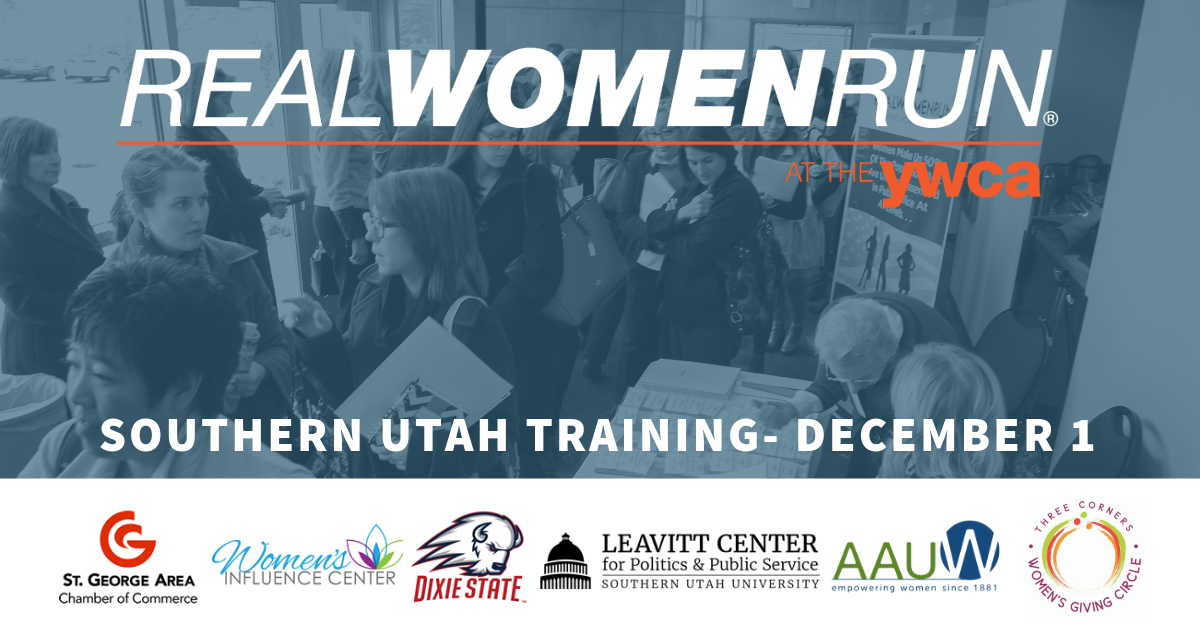 Real Women Run Southern Utah Training