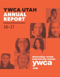YWCA Utah Annual Report 16-17