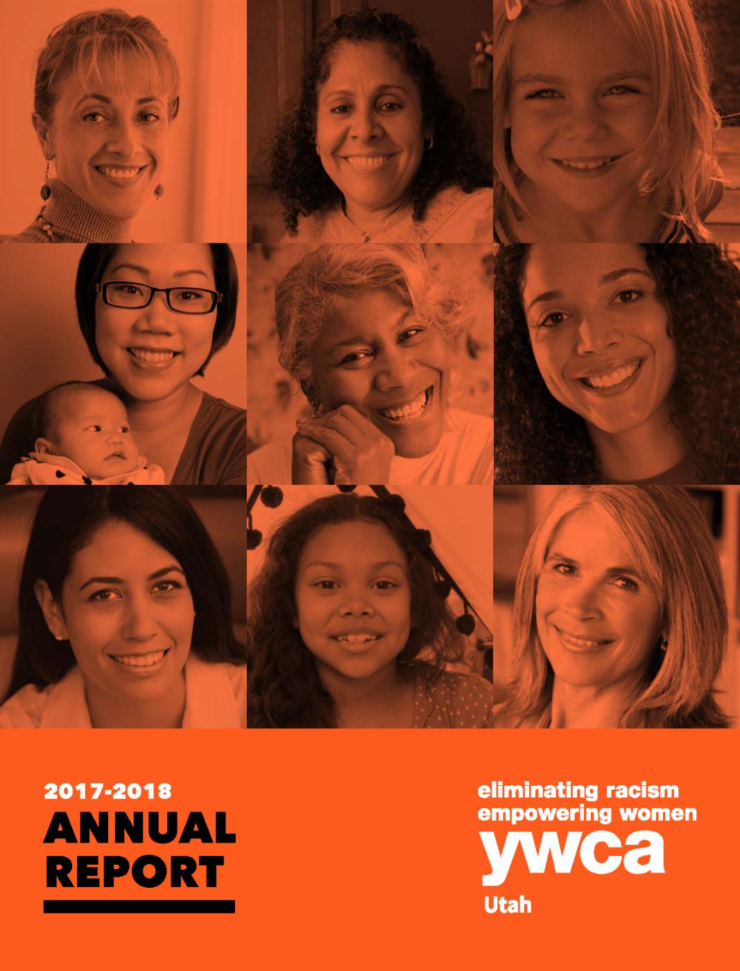 YWCA Utah 17-18 Annual Report