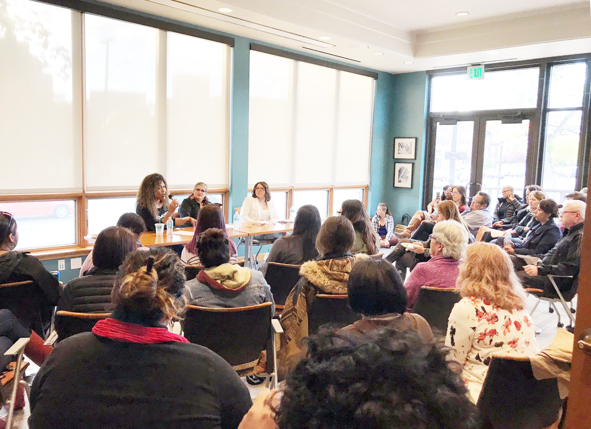 Women of Color Conversation Series During Week Without Violence @ YWCA Utah Center for Families