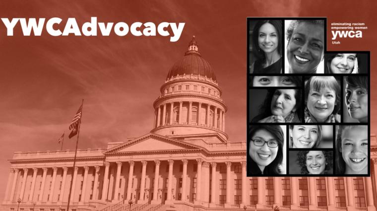 YWCA Utah advocacy